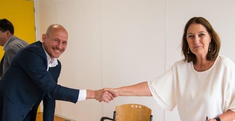 Het Baken en nieuwe ICT partner Veltwerk